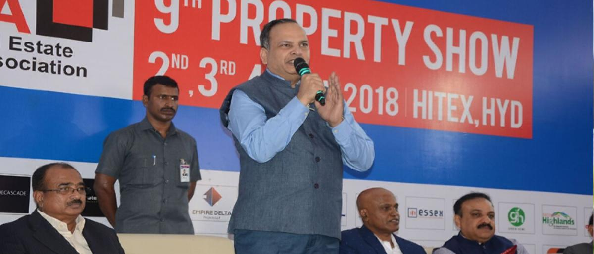 Treda Property Show takes off in Hyderabad