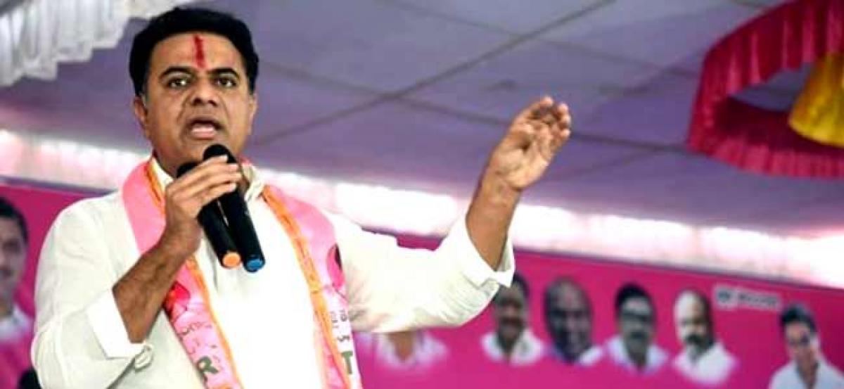 TRS to release election manifesto after Diwali: KTR