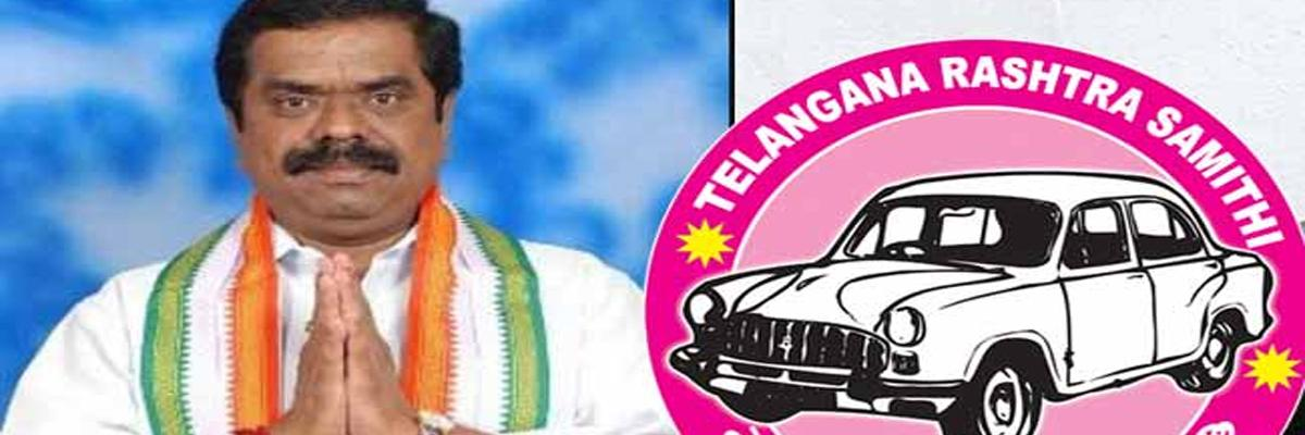 TRS faces tough time in Makthal