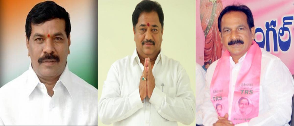 TRS makes early moves to strengthen base
