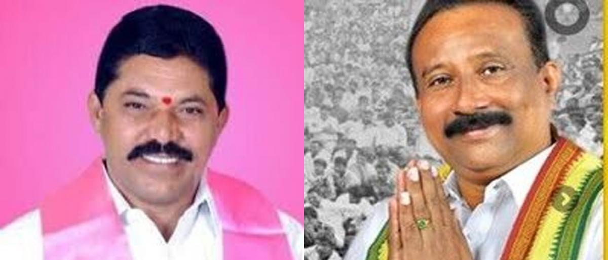 Disgruntled TRS leaders make a beeline to TDP