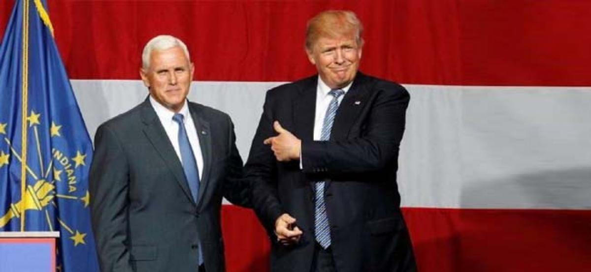 Trump calls NYT op-ed treasonous, Pompeo, Pence deny writing explosive piece