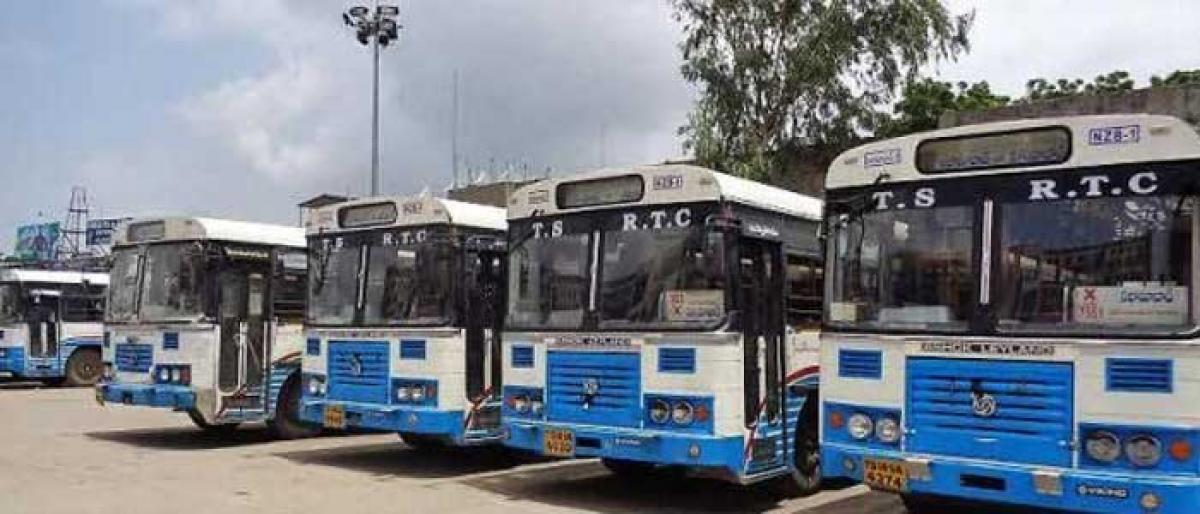 400 additional buses for Medaram Jatara