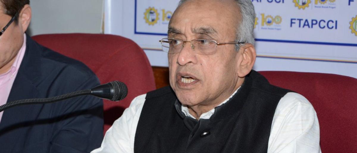 Telangana Inc hails welfare, balanced Budget