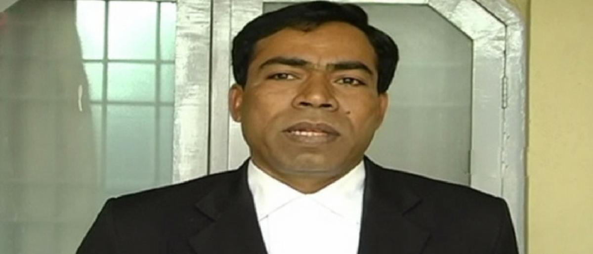 Telangana Advocate General quits