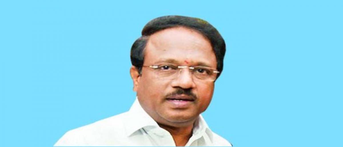 Telangana Health Minister visits Bibinagar NIMS