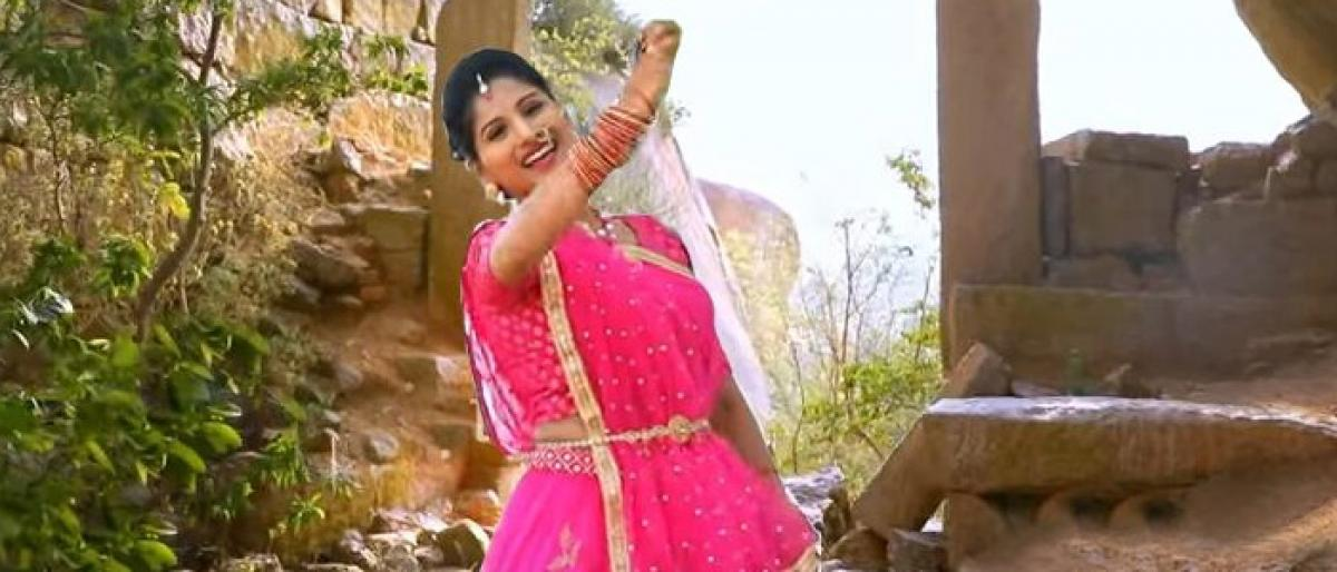 Telangana celebrates victory with a song