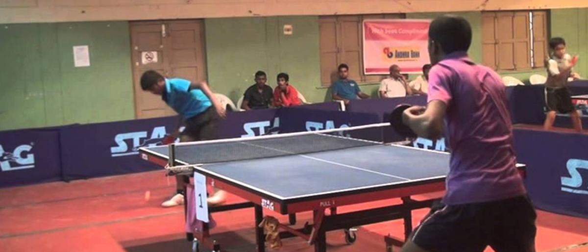 Final day results of inter-district and State TT championship-2018