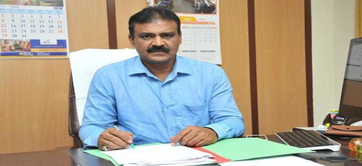 No ban on opinion polls: TVK Reddy