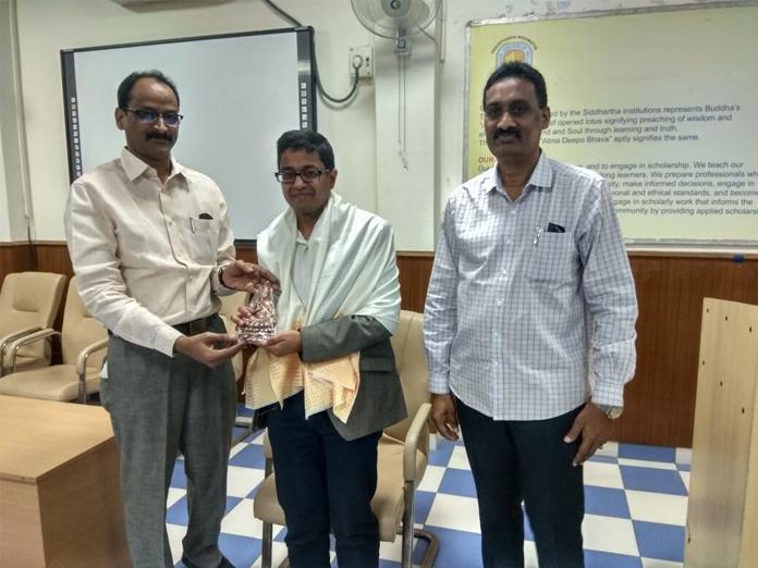 Talk on Compliance Readiness organised in Vijayawada