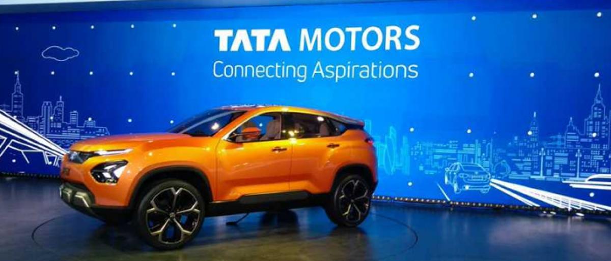 Tata Motors Q1 loss at Rs 1,862 cr