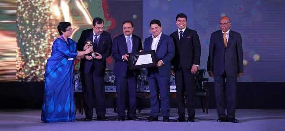 Tata Housing lauded for corporate excellence at CII-ITC Sustainability Awards 2017