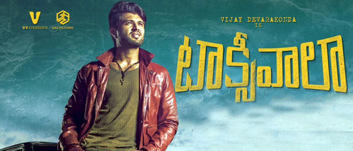 Copy Rumours On Taxiwala