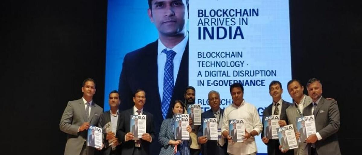 TechM to help Telangana launch Blockchain district