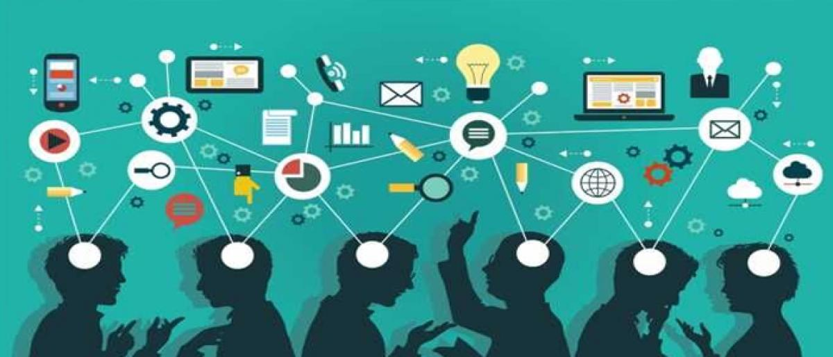 Influence of technology on education