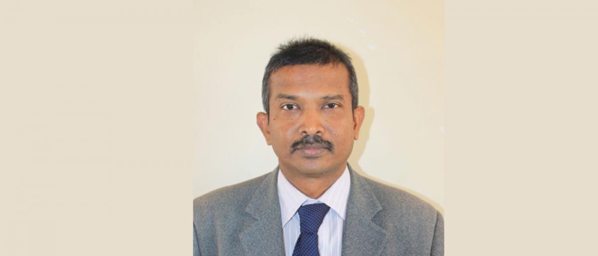 Prof Teki assumes charge as AKNU registrar