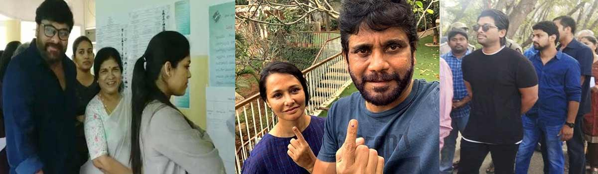 Telangana Assembly Elections 2018: Film personalities add glitz to Telangana polls