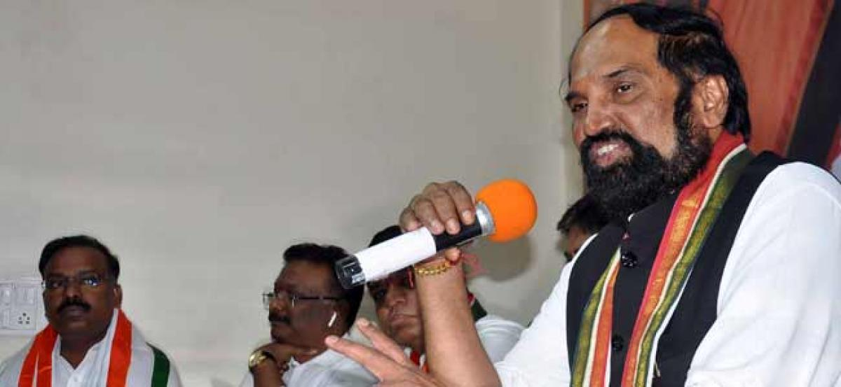 Telangana: Congress to unveil candidates list by Dasara
