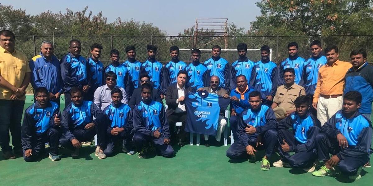 Telangana senior men's team to take part in national event