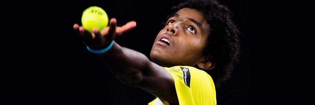 Swedish tennis player Ymer finds connect with Dangal