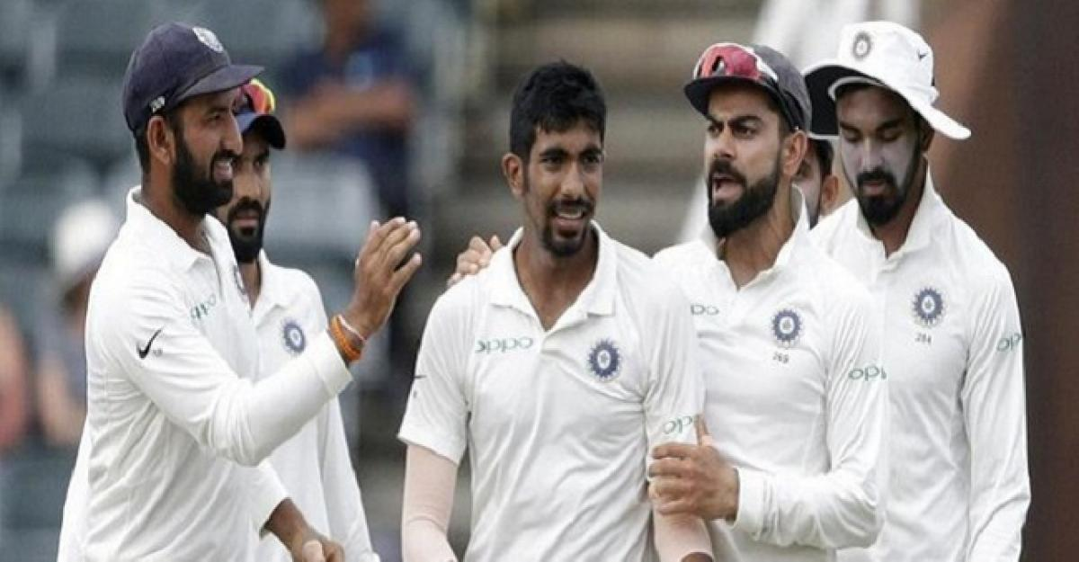 Hampshire Test: India asked to bowl first against England
