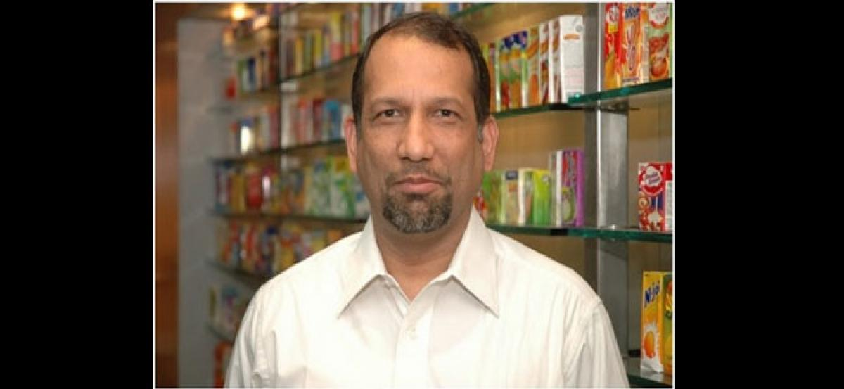 Tetra Pak India appoints Ashutosh Manohar as Managing Director