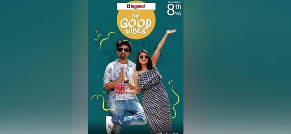 SonyLIV and Legrand Innovate to entertain with The Good Vibes