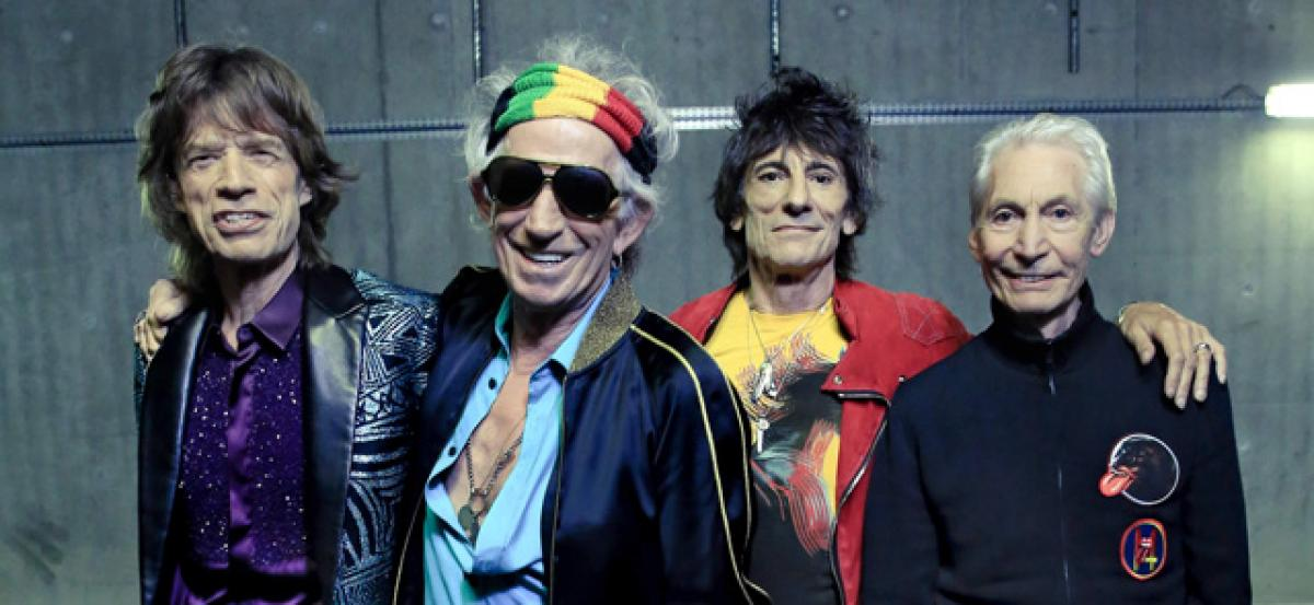 Rolling Stones musical in the works