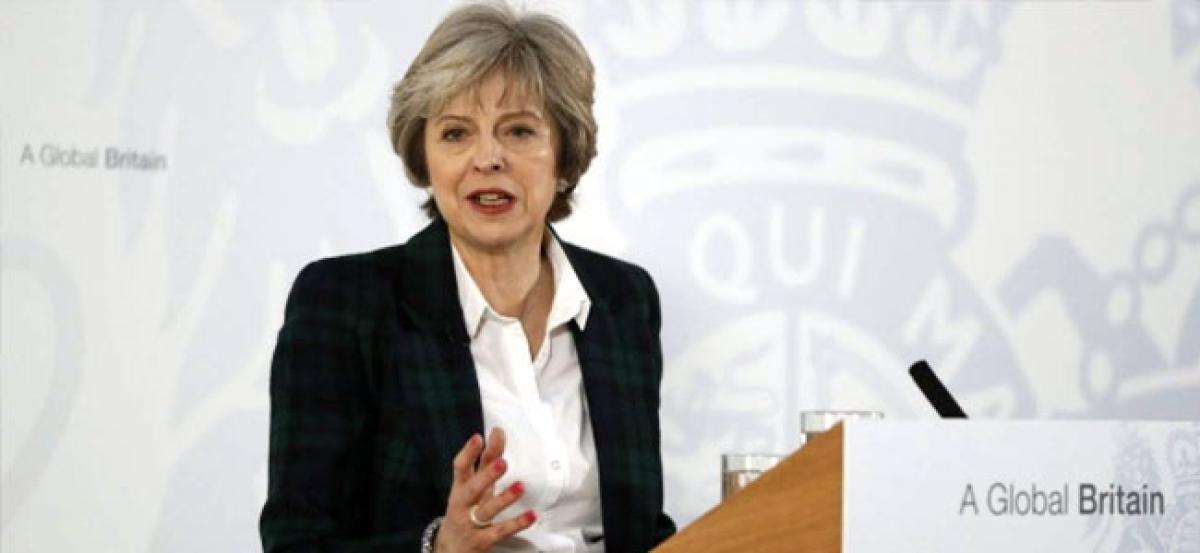 UK set to publish Brexit plan that sparked rebellion