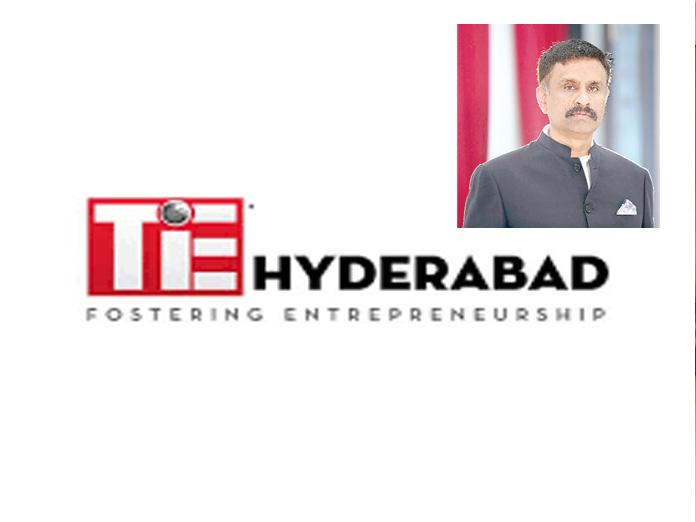 Suresh Reddy new president of TiE Hyderabad