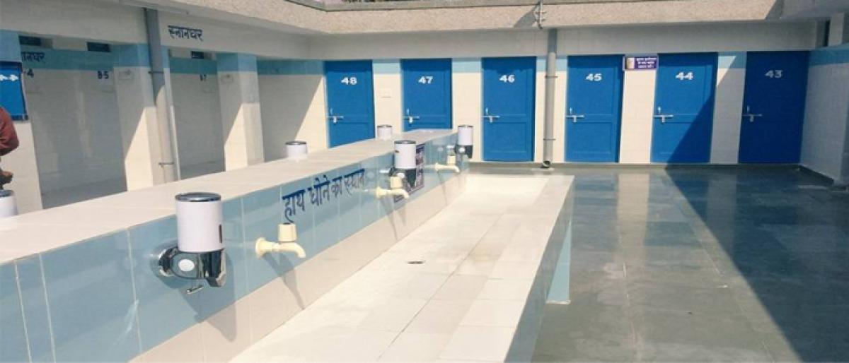 AAP govt built 22,000 community toilets in National Capital