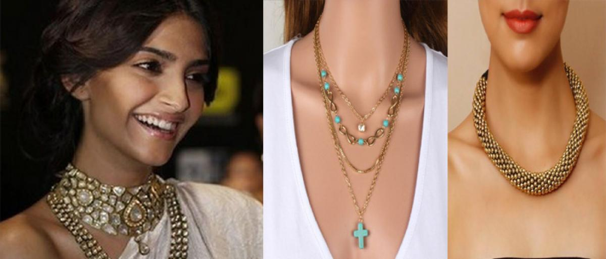 Go fusion with traditional jewellery