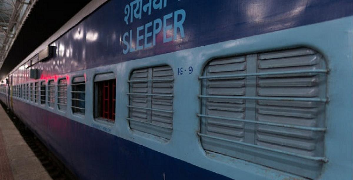 Woman Raped In Moving Train In Madhya Pradesh