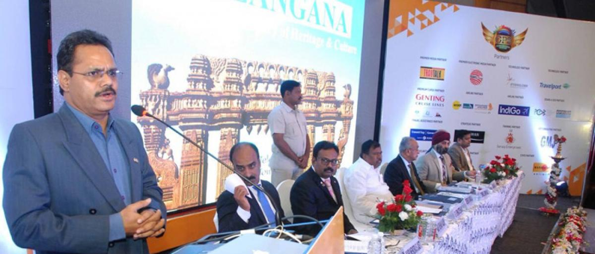 Telangana has many places to wow leisure hunters: Top official