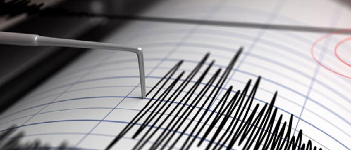 Tremors spark panic in Bhadradri-Kothagudem district