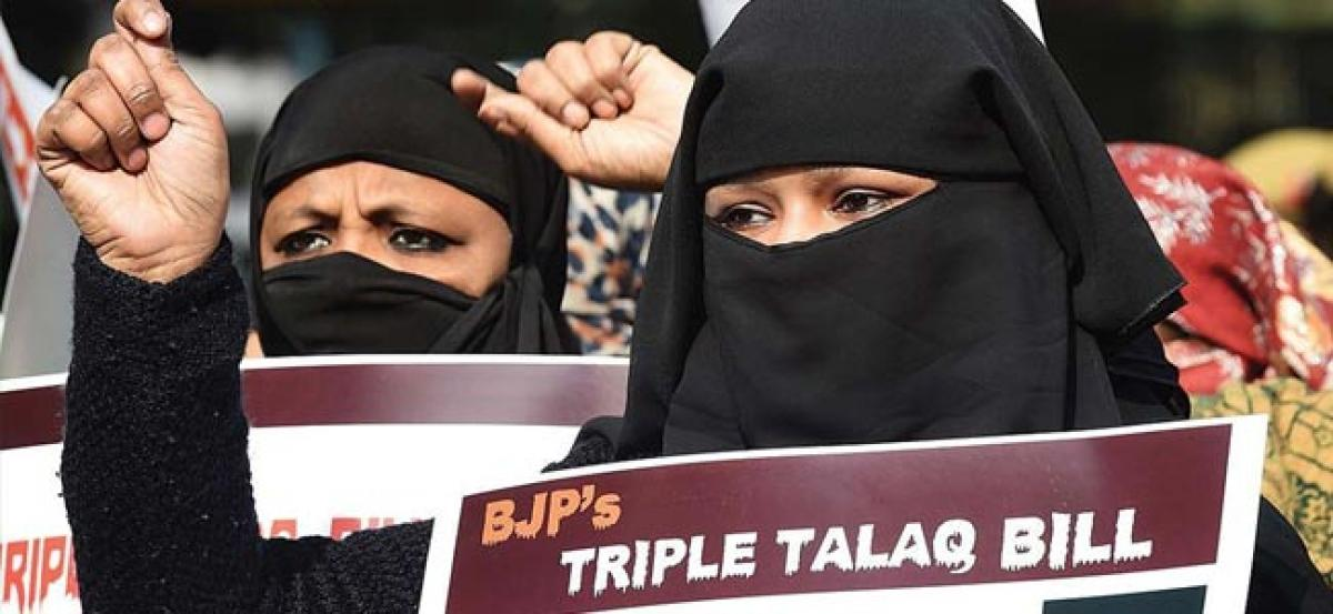 Triple Talaq: Cabinet approves provision of bail by magistrate