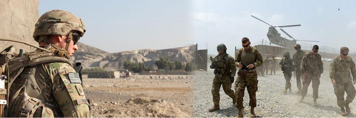US to pull 7,000 troops from Afghanistan