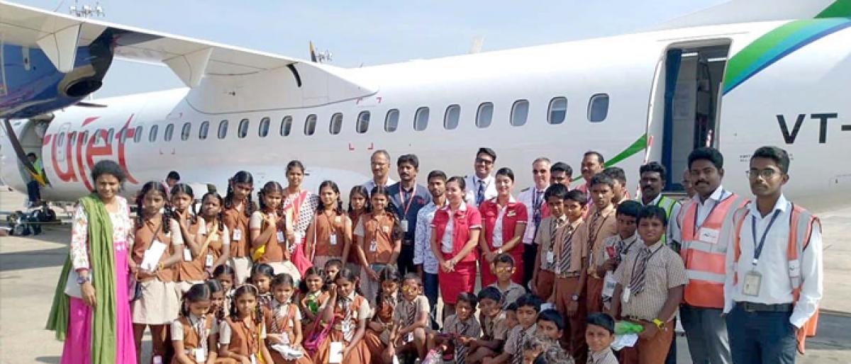 Trujet offers free ride for children