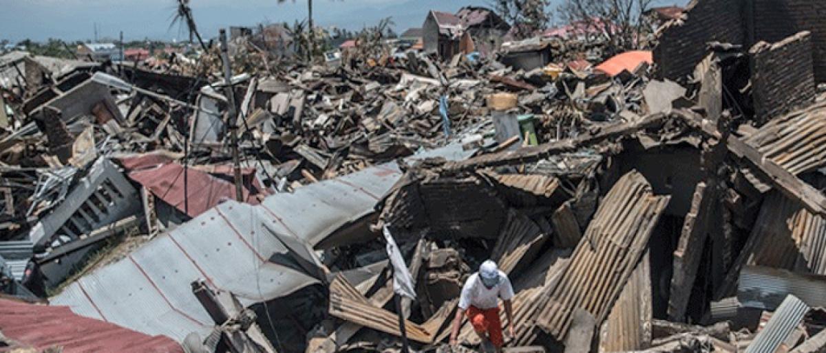 Indonesia quake, tsunami: 70 children still remain missing