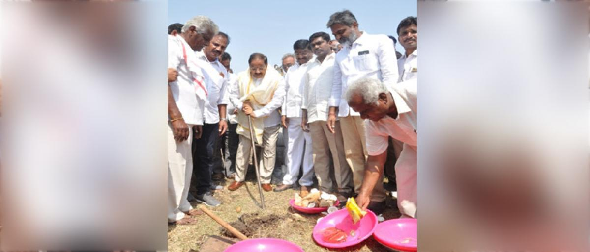 Govt committed to welfare of all sections: Tummala Nageswara Rao