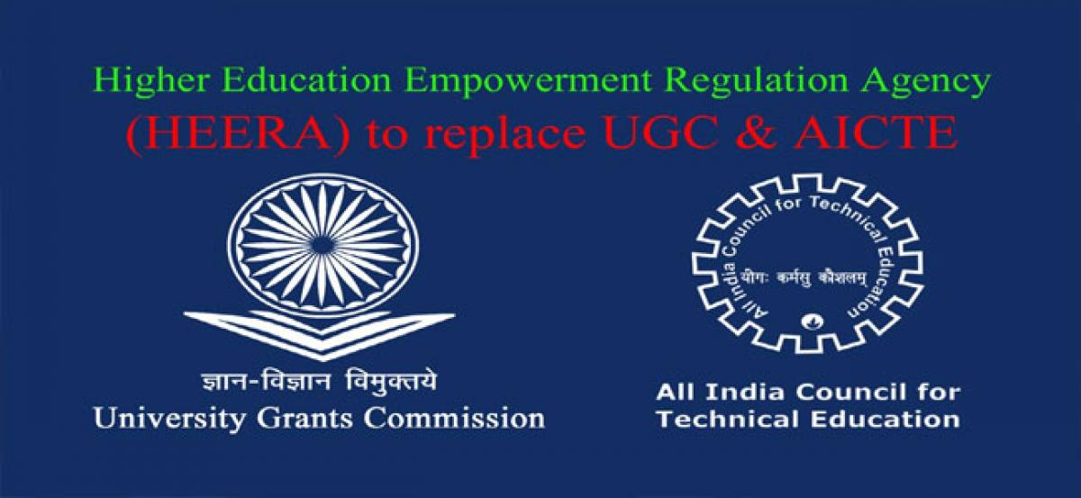 Government move to retain AICTE, UGC likely to affect reform plans