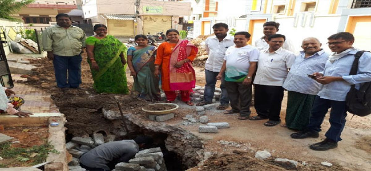 Officials told to expedite UGD work