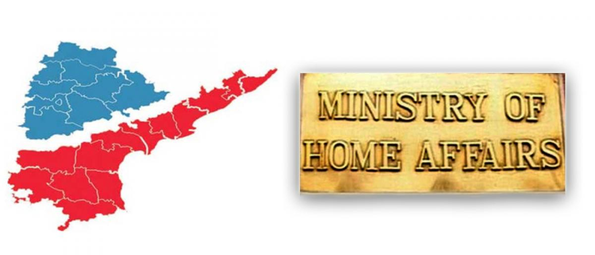 Home Ministry begins delimitation of Assembly constituencies in AP, TS