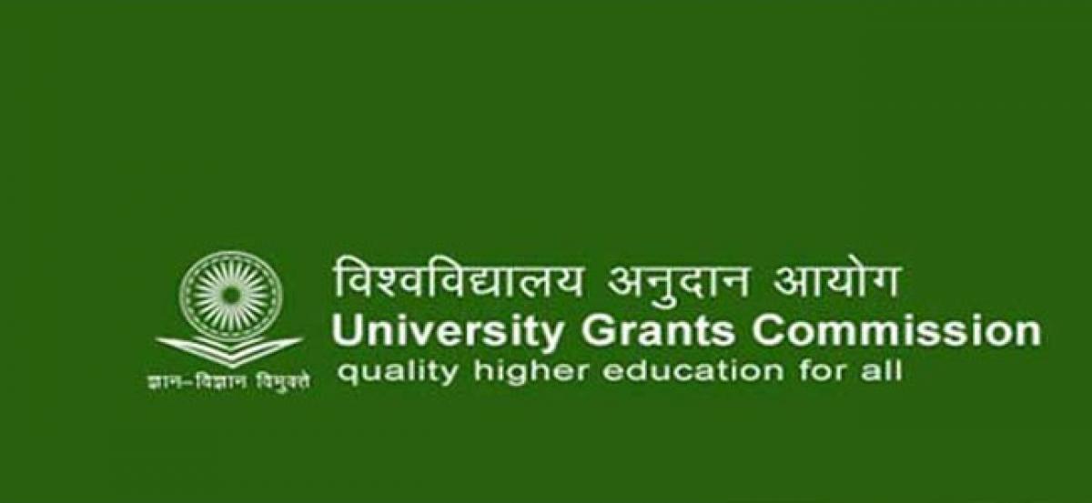 Par panel for statutory status to NCVT on lines of UGC