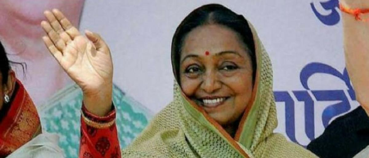 MIM to vote for Meira Kumar