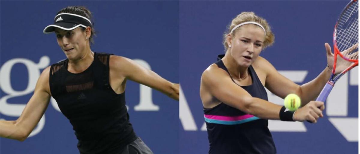 Garbine Muguruza stunned by Karolina Muchova at the US Open