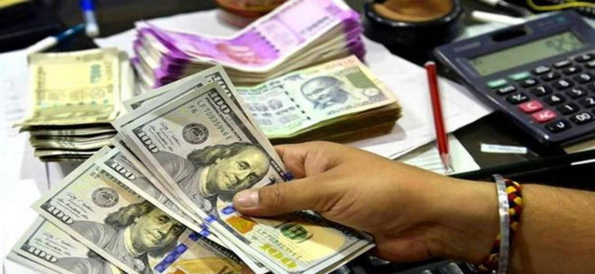Rupee stable at 68.70 against US dollar