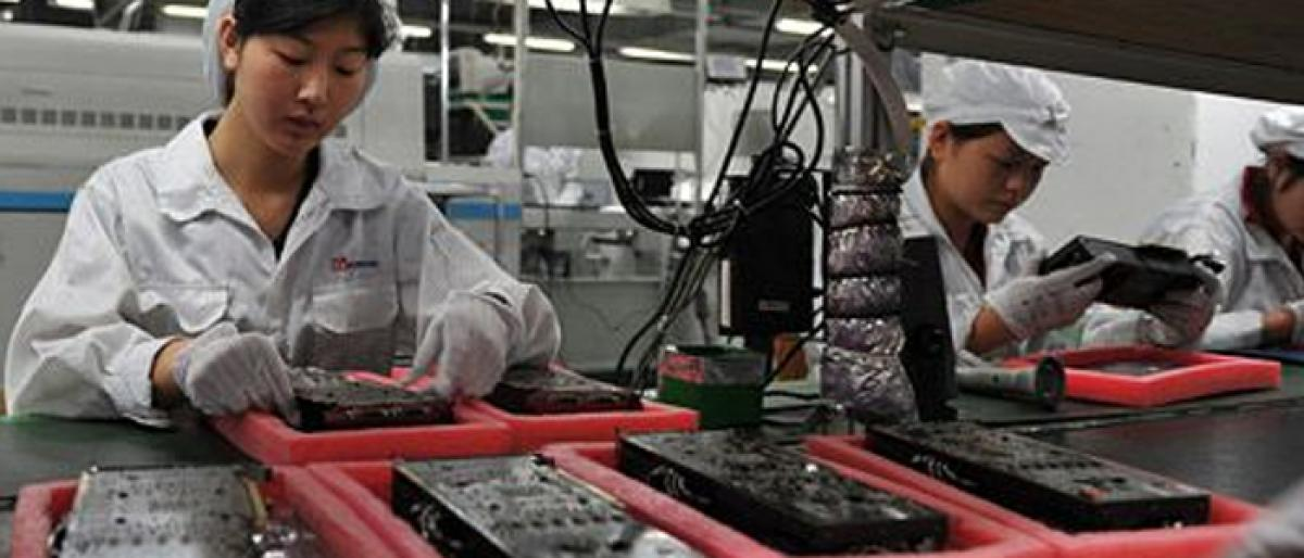 Chinese manufacturers find the going tough with plunging US orders
