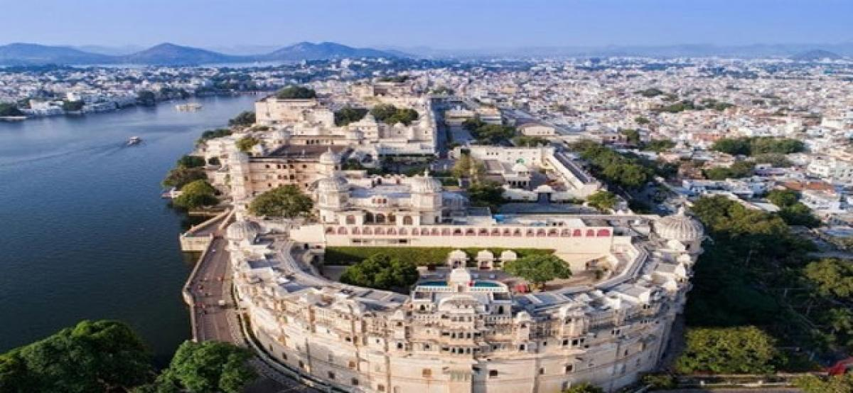 Udaipur ranked 3rd among worlds best cities for second successive year