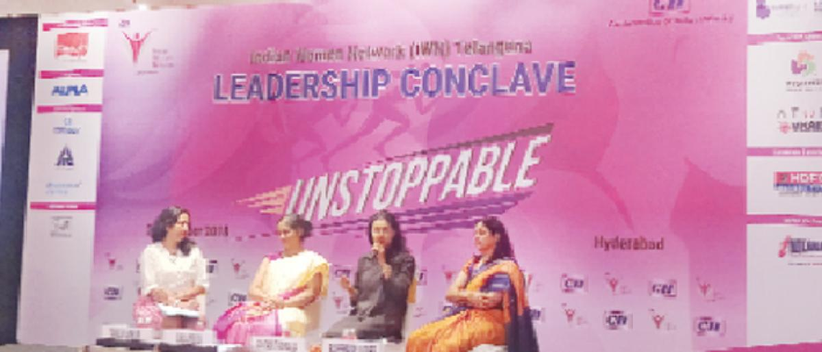 The 'unstoppable' leaders